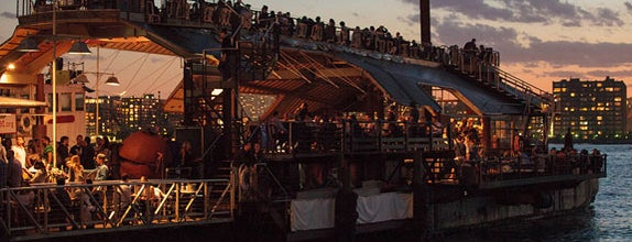 The Greatest Outdoor Bars in America