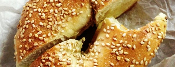 Magic Bagel is one of Great Eats!.