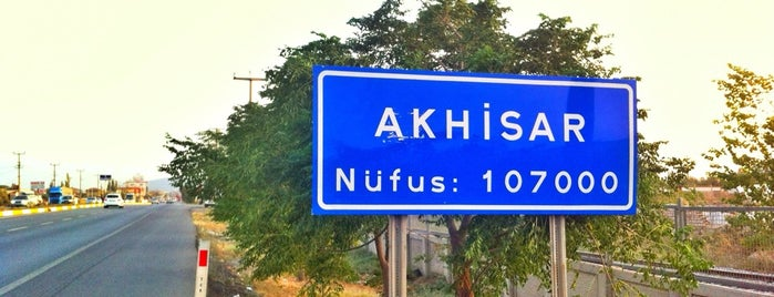 Akhisar is one of themaraton.