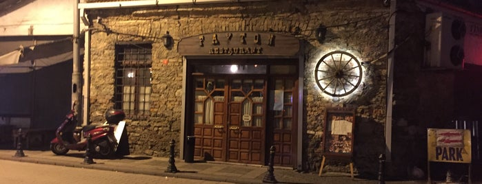 Fayton Restaurant is one of aylakfare.