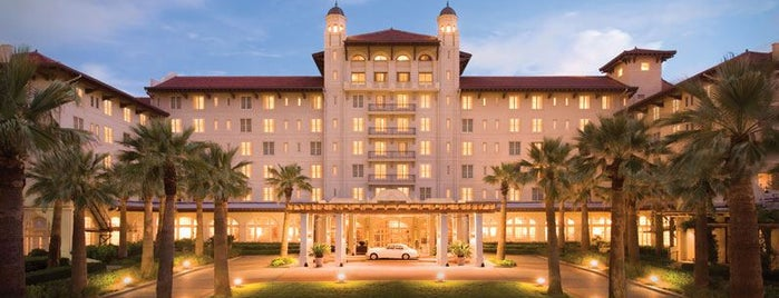 Hotel Galvez and Spa is one of I Want Somewhere: Hotels & Resorts.