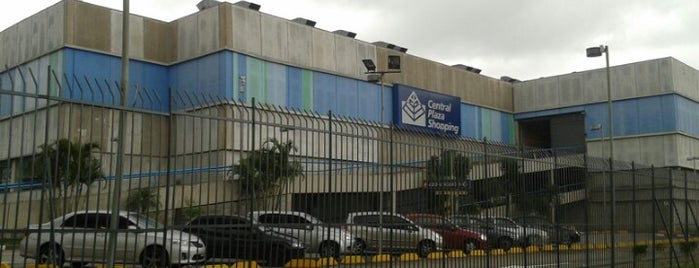 Central Plaza Shopping is one of Shopping Centers de São Paulo.