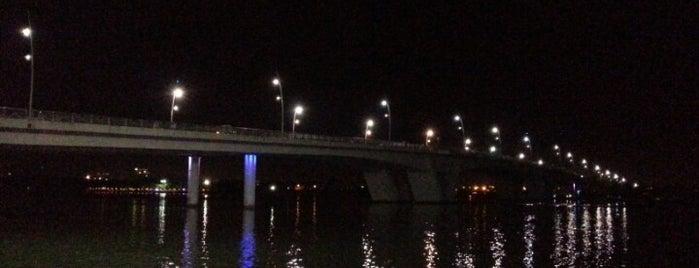 Cầu Thủ Thiêm (Thu Thiem Bridge) is one of Best places in Ho Chi Minh City, Vietnam.