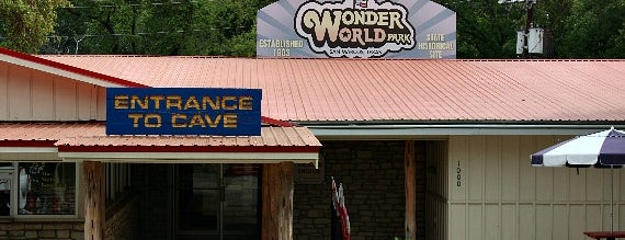 Wonder World Park is one of San Marcos, TX.