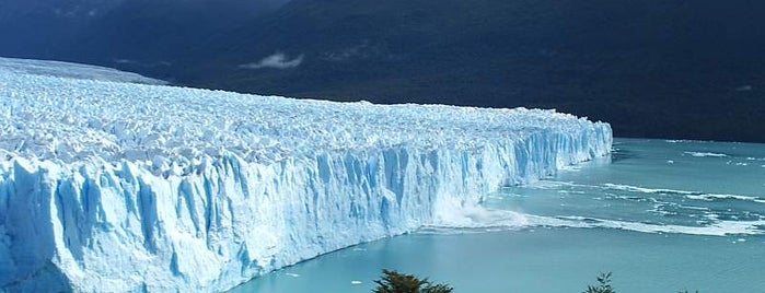 Glaciar Perito Moreno is one of Patagonia (AR).