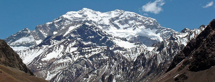 Parque Provincial Aconcagua is one of Cuyo (AR).