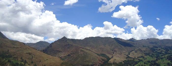 Pisaq is one of Perú.