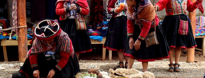 Chinchero is one of Perú.