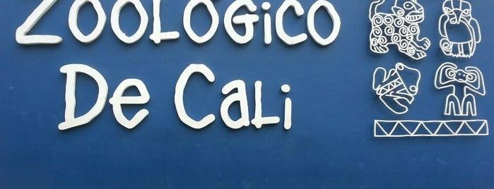 Zoológico de Cali is one of Lista jhoncito.