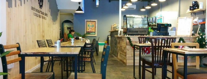 Leaf & Bean (茶語啡逗) is one of Cafe.