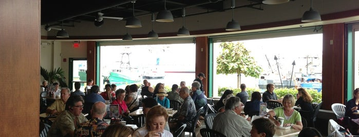 "Nico's at Pier 38 is one of ""Diners, Drive-Ins & Dives"" (Part 1, AL - KS)."