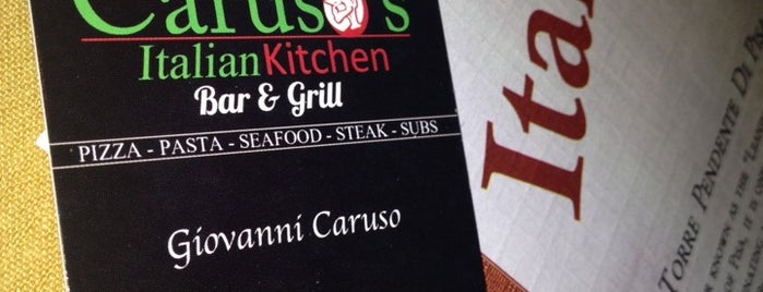 Caruso's Italian Food is one of Favorite Food - LA.