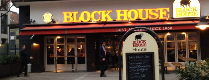 Block House is one of Munich.
