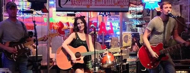 Layla's piano bar in Nashville