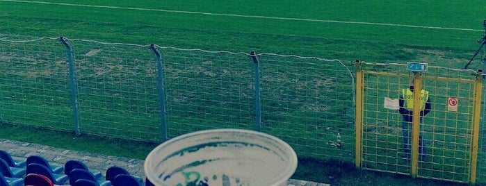 Illovszky Stadion is one of Stadionok.