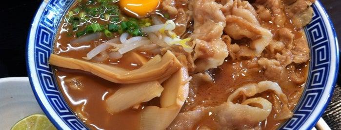 中華そば JAC is one of 飯屋.