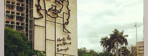 Monumento Plaza De La Revolución is one of Caribbean.