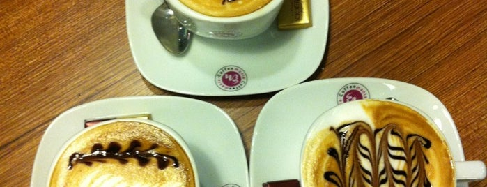 Coffeemania is one of sıksık.