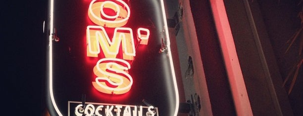Mom's Bar & Lounge is one of Favorite Nightlife Spots.