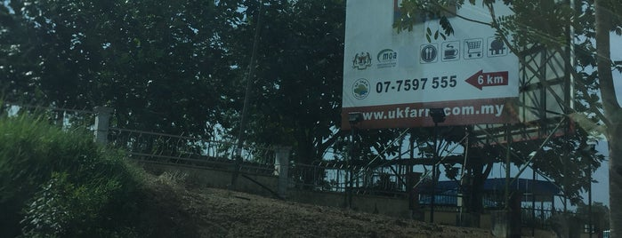 UK Farm Agro Resort is one of Natural Farm / Park.