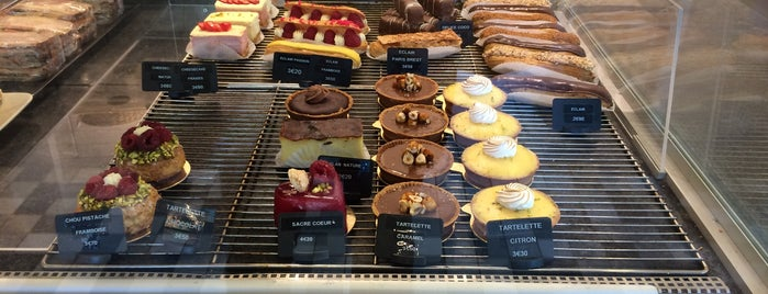 La Fabrique Cookies is one of Bakery in Paris.