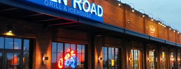 Open Road Grill & Icehouse is one of Food Critic!.
