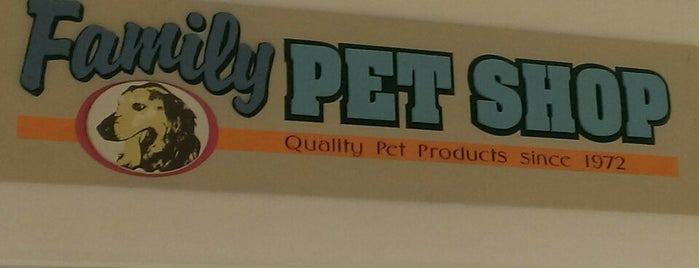 Family Pet Shop is one of Westgate Mall.