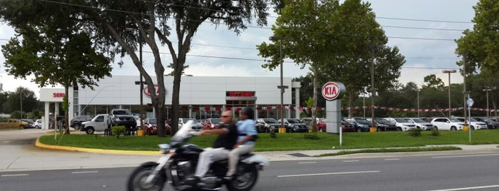 Deland kia is one of US & Canada.
