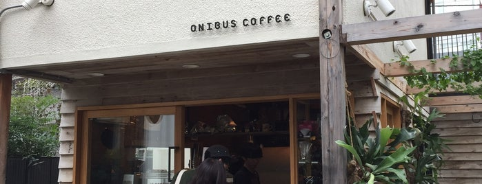 Onibus Coffee is one of To drink Japan.