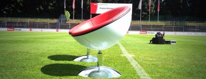 Franz-Kremer-Stadion is one of Köln.
