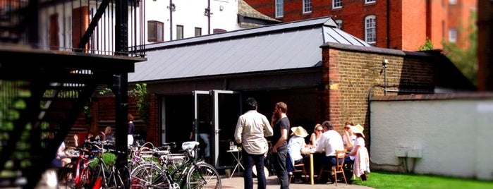 Rochelle Canteen is one of East London.