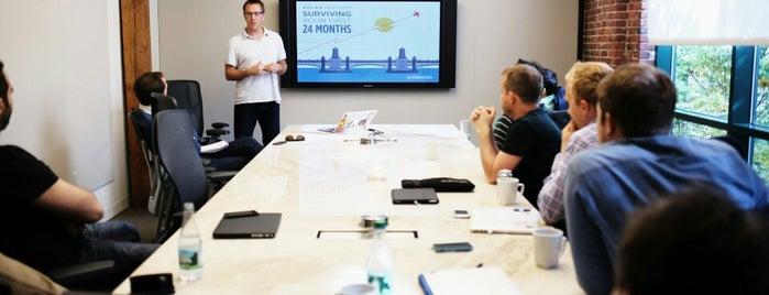 Atlas Venture is one of Boston Tech.