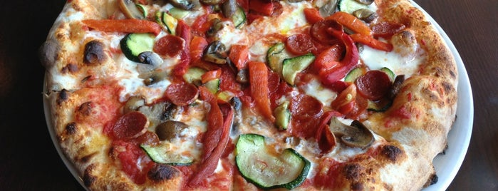 Bella Mia Coal Fired Pizza is one of North Carolina To-Do.