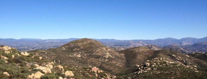 Iron Mountain Summit is one of Guide to San Diego's best spots.