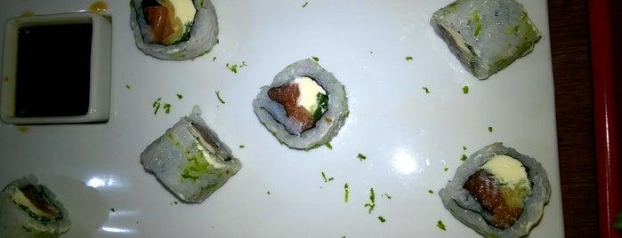 Saquê Japanese Food is one of Guia Rio Sushi by Hamond.