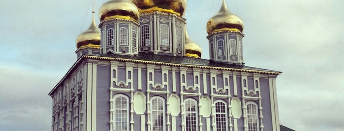 Свято-Успенский кафедральный собор is one of Тула.