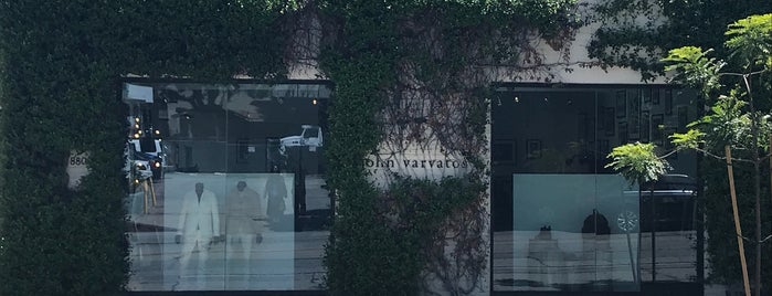 John Varvatos West Hollywood is one of Los Angeles Lifestyle Guide.