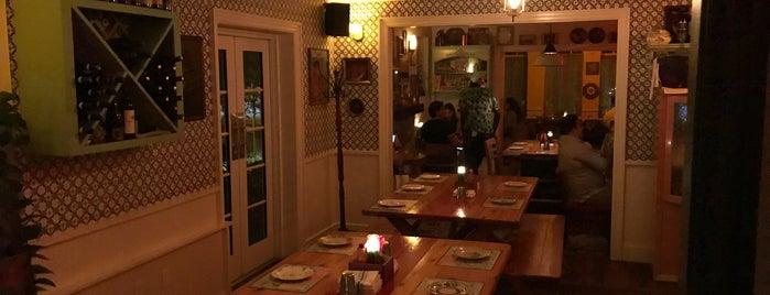 TWENTY SEVEN is one of My Personal Shortlist of Restaurants.