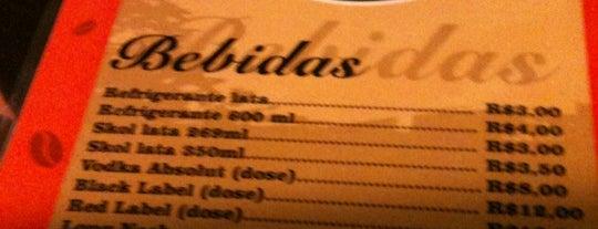 Cafe Oficial is one of Casas Noturnas e Bares.