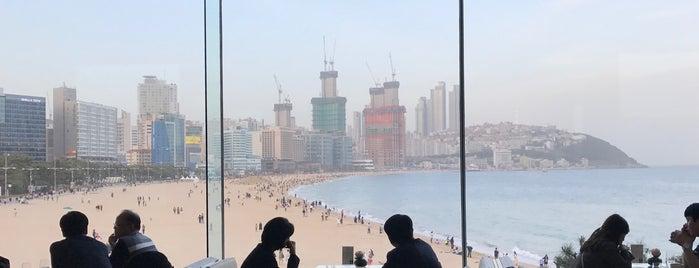 Panorama Lounge, The Westin Chosun is one of Busan.