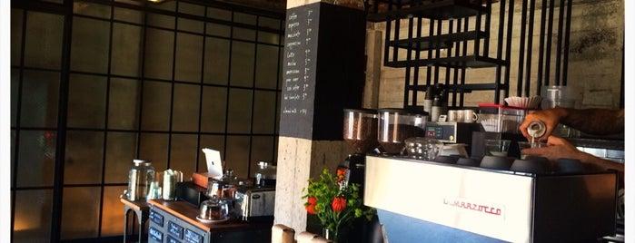 Four Barrel Coffee is one of San Francisco Caffeine Crawl.