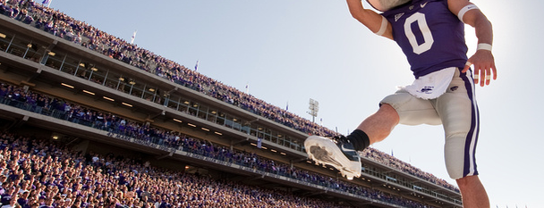Bill Snyder Family Stadium is one of Awesomeness.