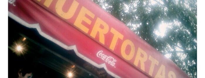 Muertortas is one of Algunos lugares....