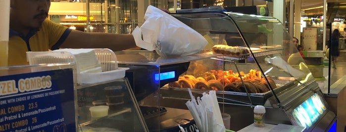 Auntie Anne's is one of Must-visit Food in Jakarta.