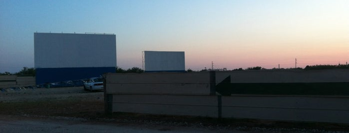 Town & Country Drive-In Theatre is one of abilene things.