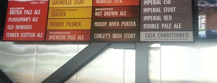 Framingham Beer Works is one of Massachusetts Craft Brewers Passport.