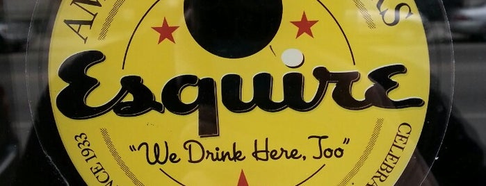 Esquire's Best Bars (A-M)