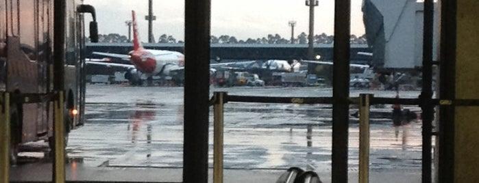 Portão 4A / 4B / 4C is one of Aeroporto de Guarulhos (GRU Airport).