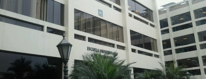 Pabellón W - Universidad de Lima is one of ULima.