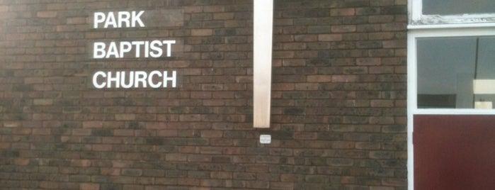 Merton Park Baptist Church is one of Great churches in Merton.